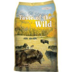 TotW High Prairie – Roasted Bison and Venison 28lb- $49.99 / 14lb- $29.99 /5lb- $12.99