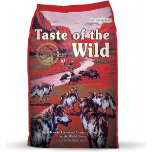 Taste of the Wild - Southwest Canyon - with Wild Boar
