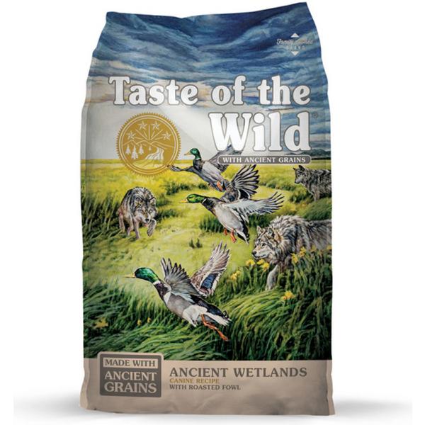 Taste of the Wild - Wetlands - Roasted Fowl