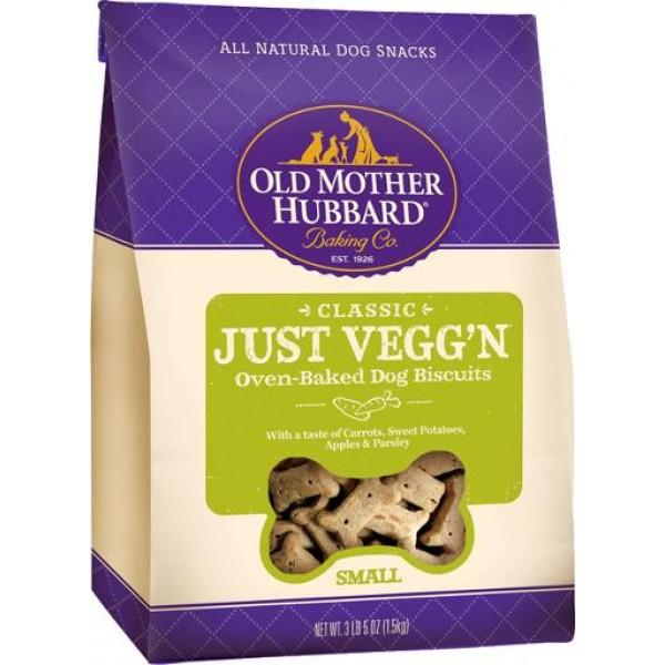 Old Mother Hubbard Just Veggin'