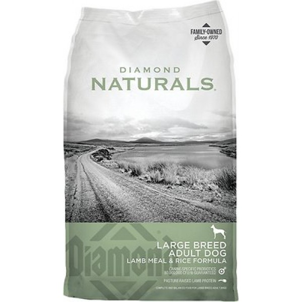 Diamond Naturals Large Breed Lamb