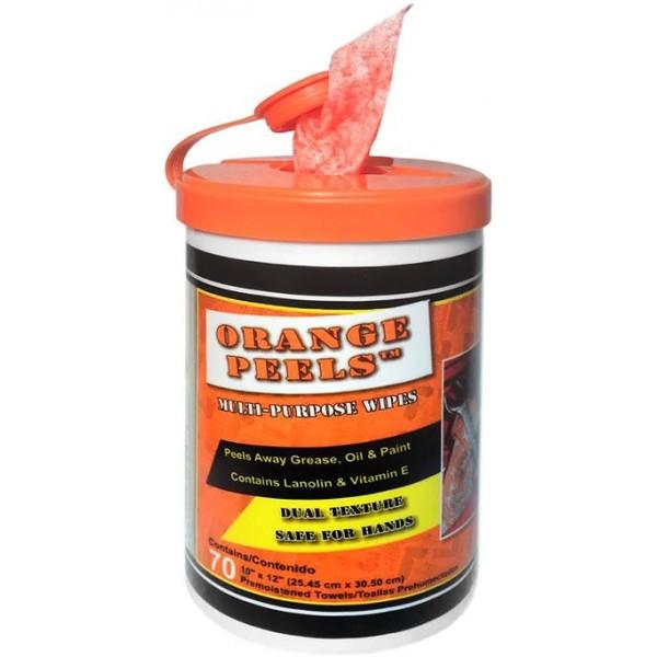 Orange Peels Multi-Purpose Wipes