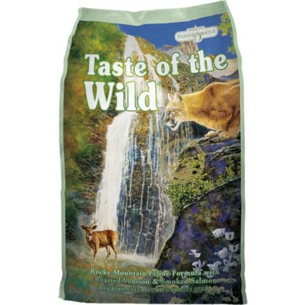 Taste of the Wild Rocky Mountain Feline Recipe