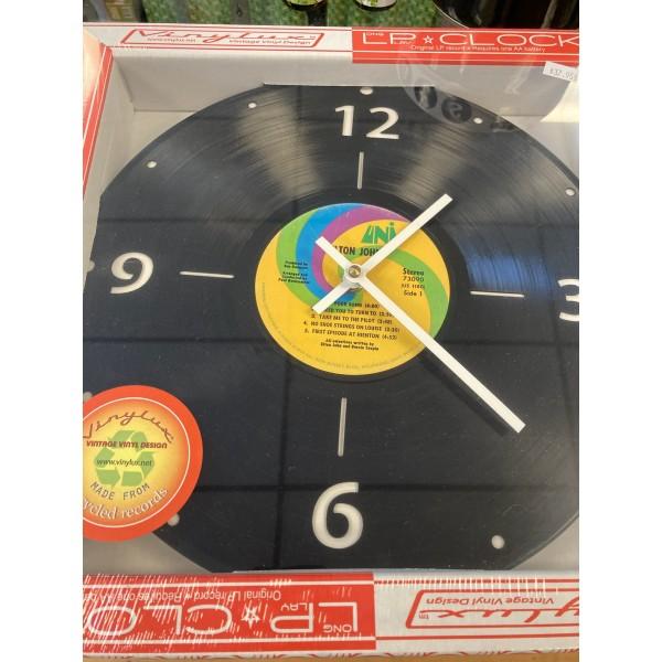 Vinylux Vintage Design Wall Clock