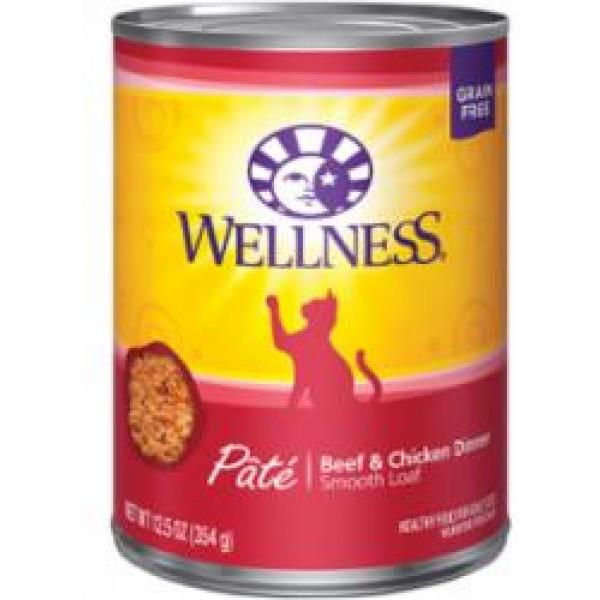 Wellness Beef&Chicken Dinner Pate